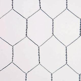 comprar comparacion Catral 55020018 - Malla Galvanizada Hexagonal, 100x300x4 cm, color plata