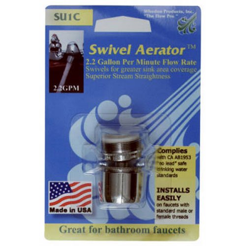 Whedon Products Swivel Saver Aerator