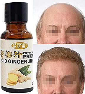 Shreeyas New Herbal medicine Andrea Hair Growth Products Ginger oil Hair Growth Faster Grow Hair Ginger Shampoo Stop Hair Loss serum 3pcs