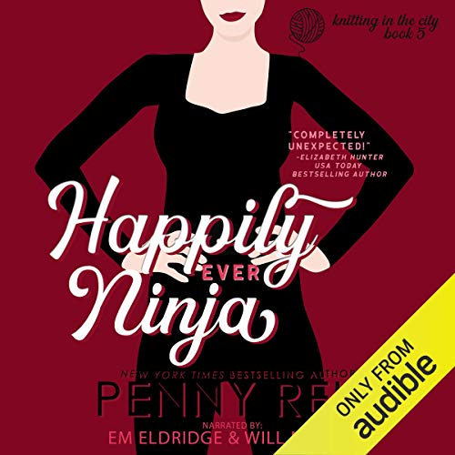 Happily Ever Ninja cover art