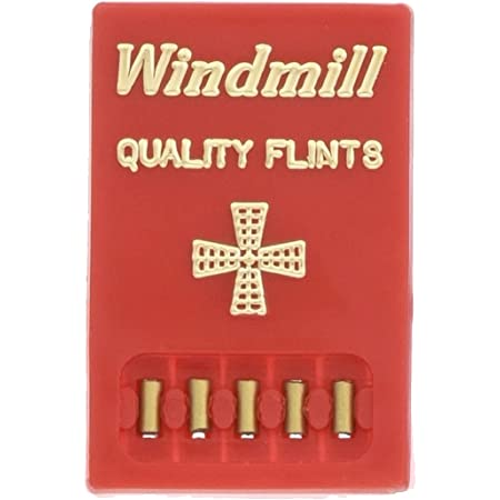 WINDMILL(ウインドミル) フリント 着火石 ライター用 2シートセット 純正品 888-0002