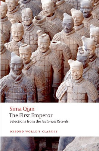 By Sima Qian - First Emperor: Selections from the Historical Records