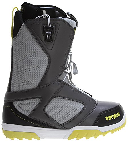 Thirtytwo Groomer Fast Track Snowboard Boots, Grey, Size 5