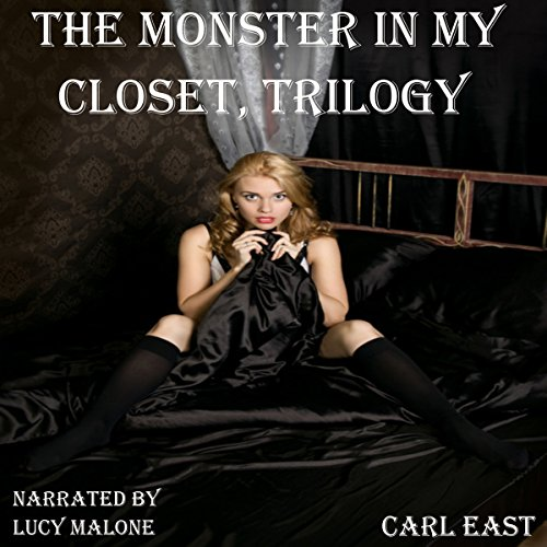 The Monster in My Closet, Trilogy cover art