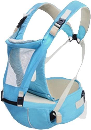 SJJL Porte-bébé détachable Porte-bébés Porte-bébés multifonctionnels Porte-bébés universels de Quatre Ans (Couleur   Bleu)