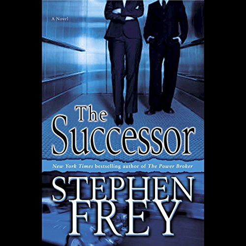 The Successor audiobook cover art