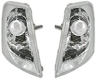 KG 960009/Set de Intermitentes Laterales Transparente Cristal Plata AD Tuning GmbH /& Co