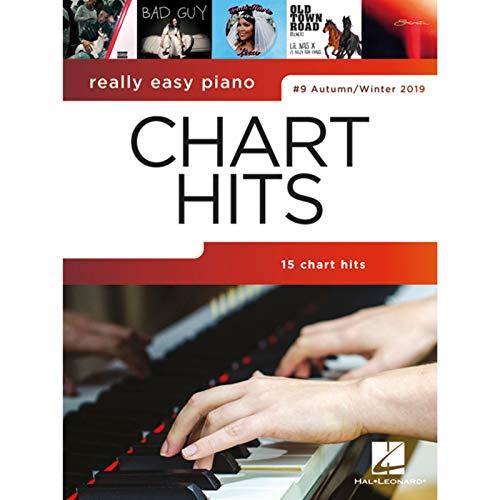 REALLY EASY PIANO CHART HITS 9