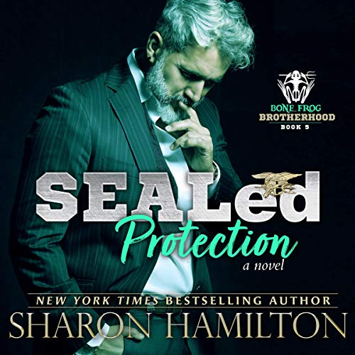 SEALed Protection audiobook cover art
