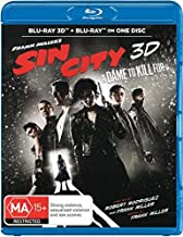Sin City 2 A Dame to Kill For 3D Blu-ray