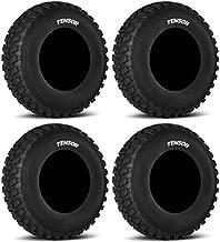 Full set of Tensor Desert Race (8ply) 32x10-15 ATV Tires (4)