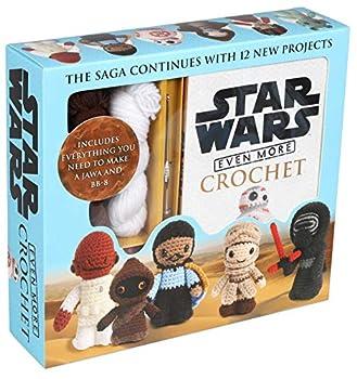 Star Wars Even More Crochet  Crochet Kits