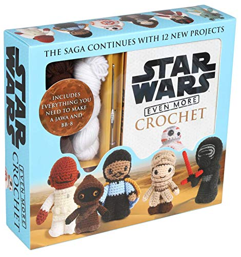 Star Wars Even More Crochet By Lucy Collin