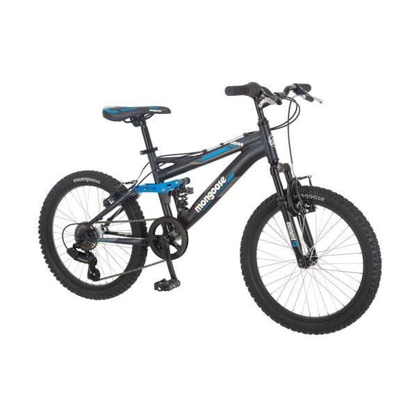 """20"""" Mongoose Ledge 2.1 Boys' Mountain Bike -"""
