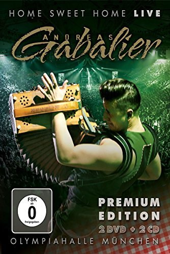 Home Sweet Home-Live+DVD- by Andreas Gabalier