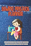 Sewing Project Planner: This planner helps you track and reference your customer project easily and quickly
