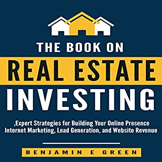 The Book on Real Estate Investing audiobook cover art