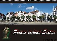 Peines schoene Seiten (Wandkalender 2022 DIN A2 quer): Peine-Bilder im Kalender (Monatskalender, 14 Seiten )