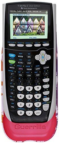 Guerrilla Hard Slide Case-Cover for TI-84 Plus, TI 84-Plus C Silver Edition, TI-89 Titanium Graphing Calculator, Splash Photo #3