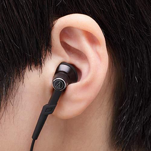 audio-technicaイヤホンインナーイヤー型ATH-CM707