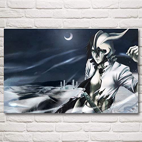 Modulare Leinwand HD-Druck Bild Wand Kunstwerk 1 Anime Bleach Poster Dekoration Moderne Malerei Kinderzimmer 40x60cm ohne Rahmen