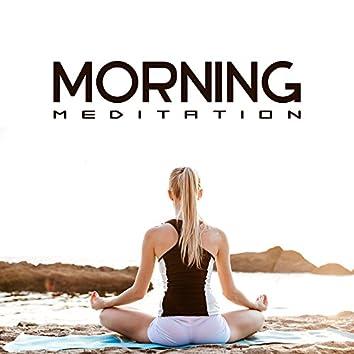 Morning Meditation – Sun Salutation, Yoga Music, Zen, Relax, Pure Mind, Hatha Yoga, Chakra Balancing