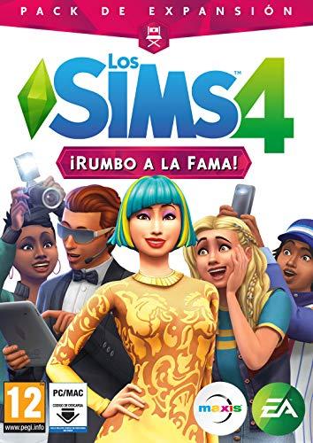 Los Sims 4 Rumbo a la Fama (La caja contiene un código de descarga - Origin)