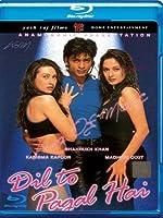 Dil to Pagal Hai [Blu-ray]