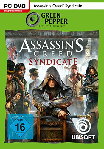Assassin's Creed Syndicate - Green Pepper - [PC]