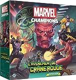 Asmodée Marvel Champions : L'Avènement de Crâne Rouge - Version française