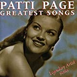 Songtexte von Patti Page - Greatest Songs