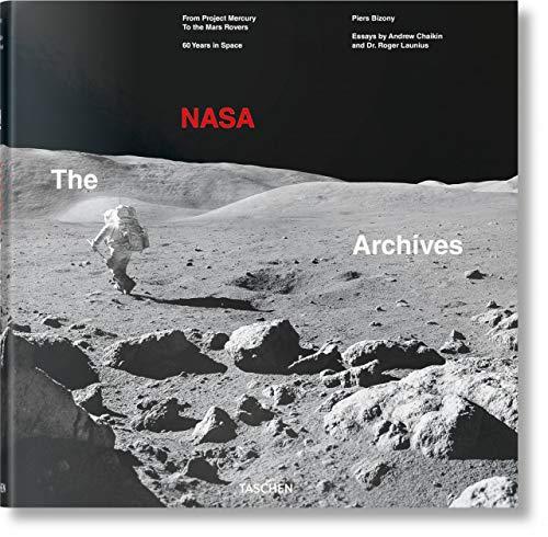 Les Archives de la NASA: 60 ans dans l'espace. Avec un livret en français