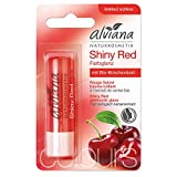 Alviana Lippenpflegestift, Shiny Red 4,5 g