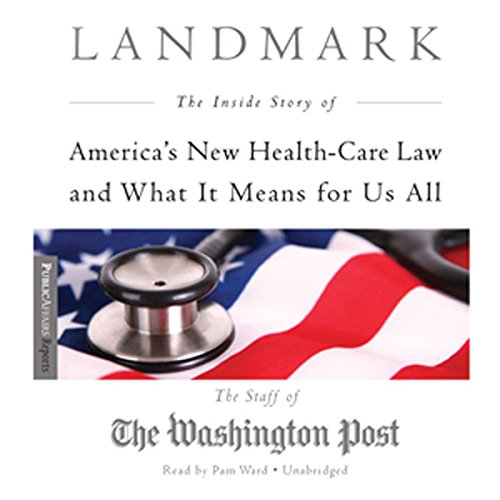 Landmark audiobook cover art