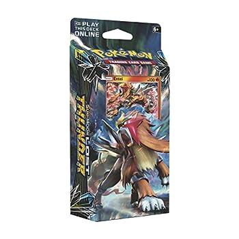 Pokemon TCG  Sun & Moon 8 Lost Thunder Theme Deck Entei