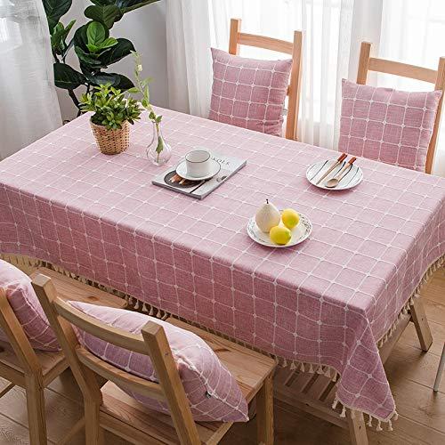 LYDCX Nappe Chinoise Rectangulaire Maison Salon Nappe Table Basse Couverture Tissu Hôtel Couverture Serviette