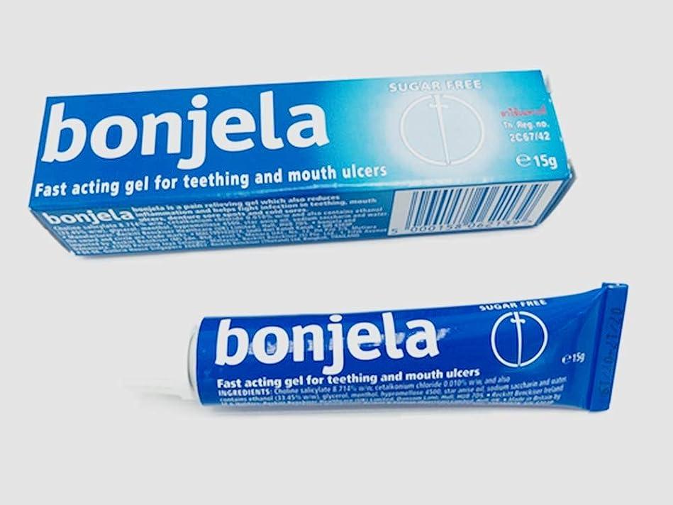 ステーキホテル承知しましたBonjela Tooth and Mouth Ulcer 歯と口の潰瘍 15g.