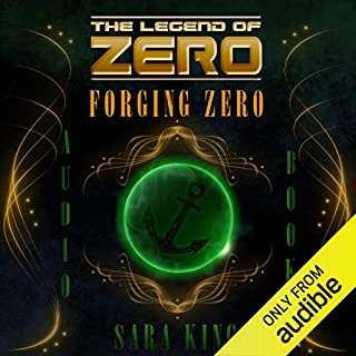 Forging Zero cover art