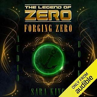 Forging Zero audiobook cover art