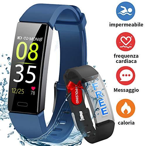 braccialetto fitness HOFIT Fitness Tracker