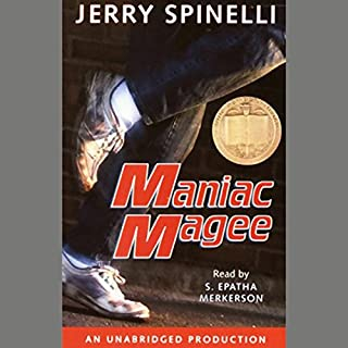 Maniac Magee cover art