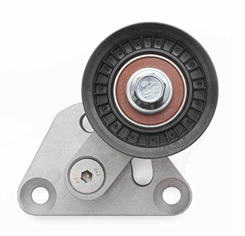 LSX Innovations BT11 LS1 Camaro Billet Aluminum Manual Belt Tensioner w/ Pulley