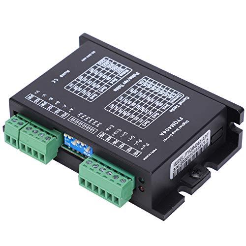 Impresora 3d Controlador de motor paso a paso Aleación de aluminio Controlador de motor de 2 fases Controlador de paso digital para embalaje de semiconductores para pruebas para