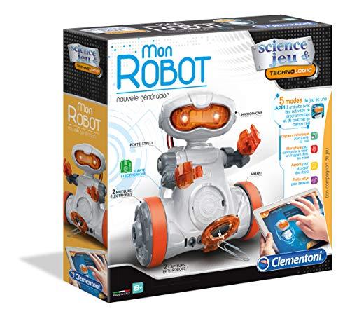 mon robot clementoni leclerc