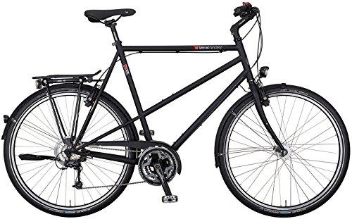 vsf fahrradmanufaktur T-XXL 27-G Deore HS22 Trekking Bike 2016 (Ebony, 28