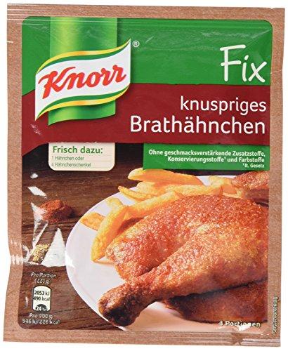 Knorr Fix Knuspriges Brathähnchen 4 Portionen (28 x 29 g)