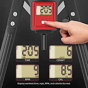 Adjustable Power Twister Bar Exerciser, Home Chest Expander Arm Abdominal Builder Pull Exerciser Fitness Exercise Machine Gym Equipment, 0-350 Lbs Shoulder Twister Bar Exercise Equipment Grip Bar