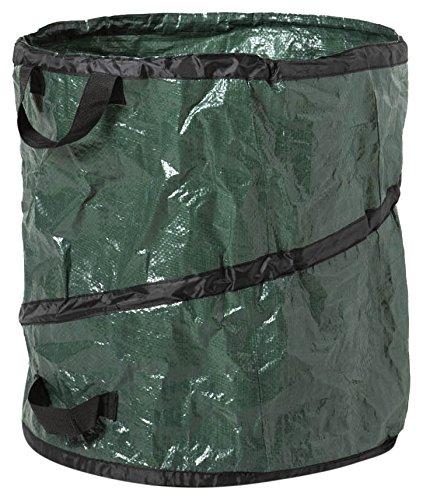 Catral Allemagne Green Helper, Pop Up Sacs de Jardin 200 l, Vert, 60 x 60 x 3 cm, 75110007