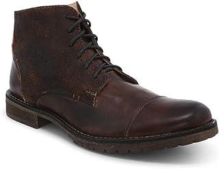 Bed|Stu Men's Dreck Chukka Boot (9.5 M US, Teak Rustic Suede)