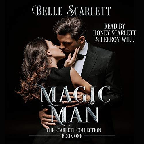 Magic Man cover art